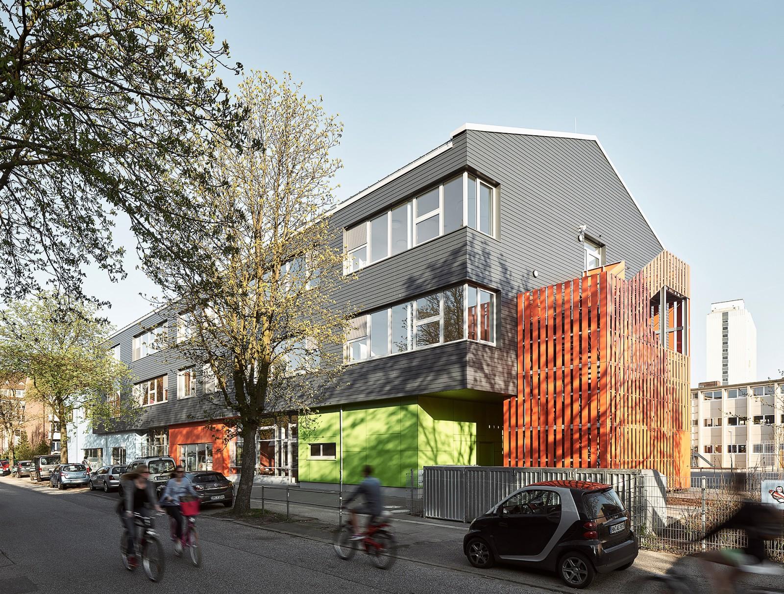 Ersatzneubau mit Einfeld-Sporthalle für eine dreizügige Grundschule ...